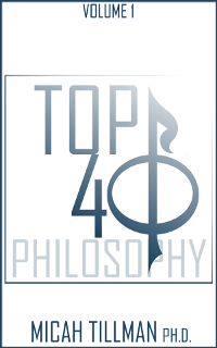 Top 40 Philosophy Book Cover