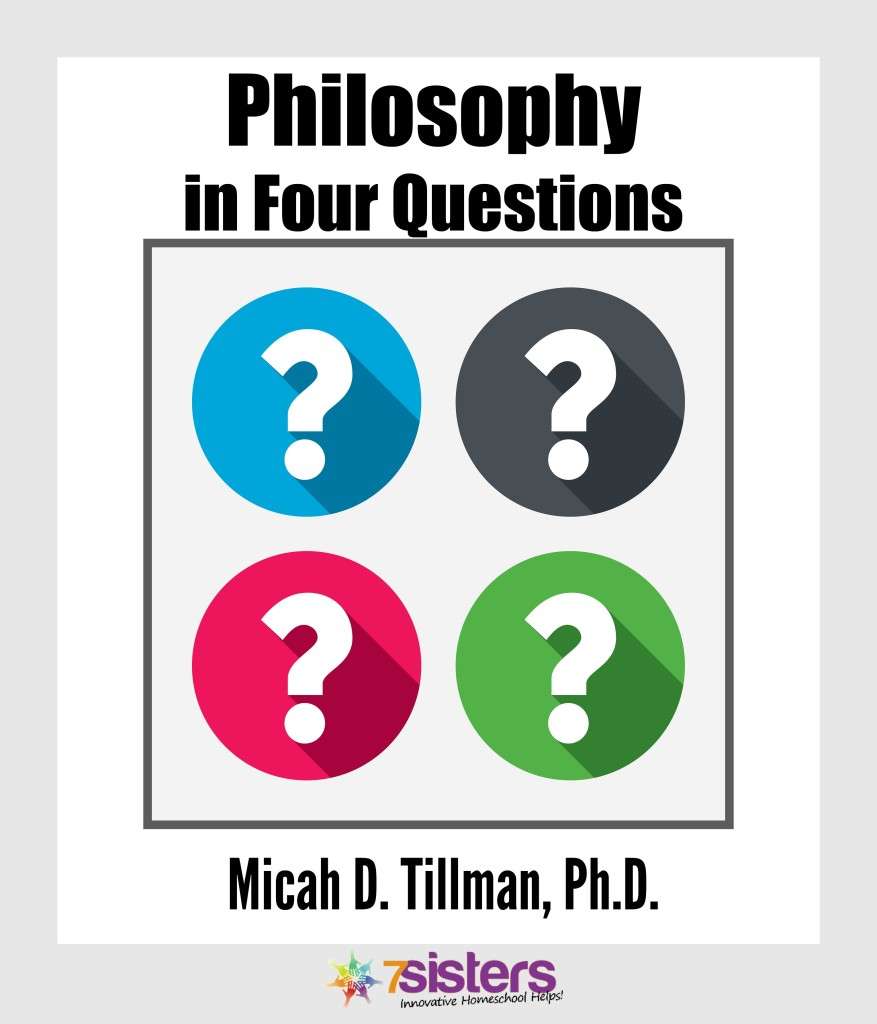 Philosophy in Four Questions Book Cover